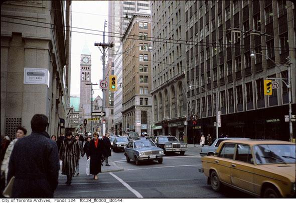 toronto financial 1970s