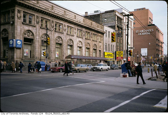 What the Financial District was like in the 1970s & '80s