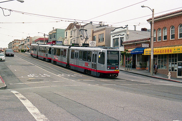 san francisco muni