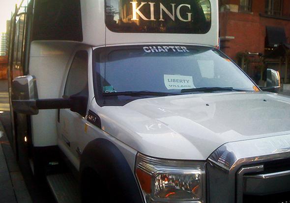 crowdfunded bus toronto