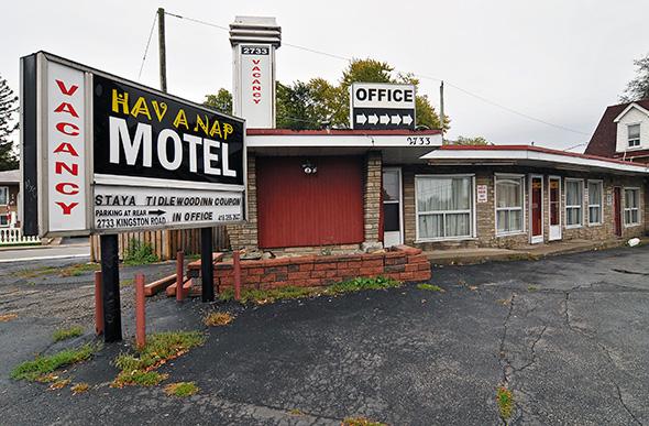 scarborough motel