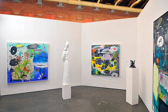 feature art fair toronto