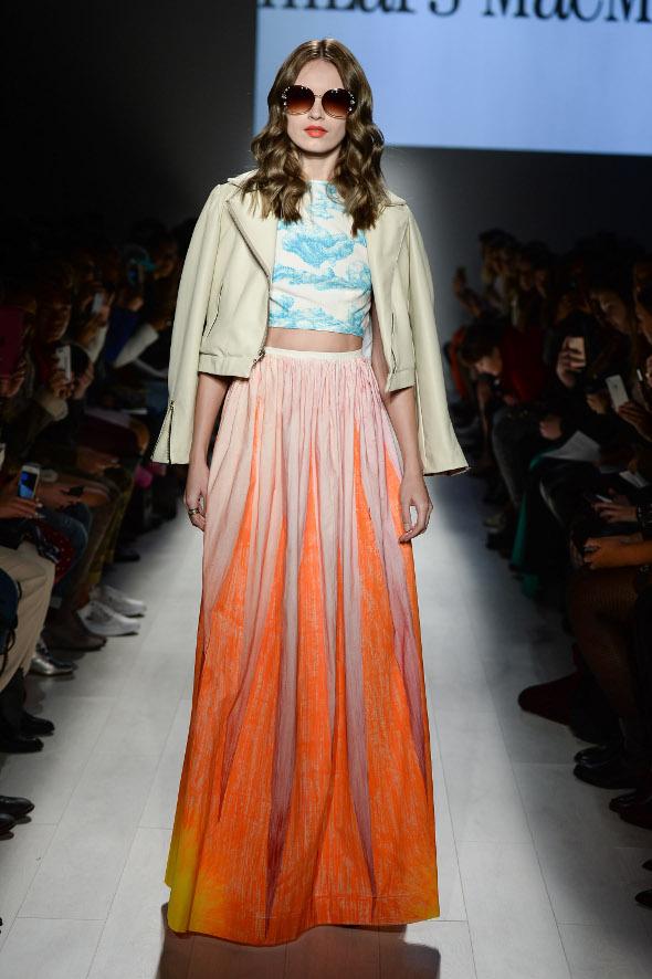 toronto fashion week spring 2015