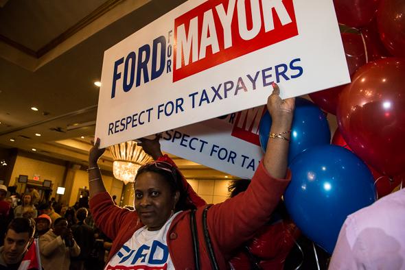 Ford Nation Toronto