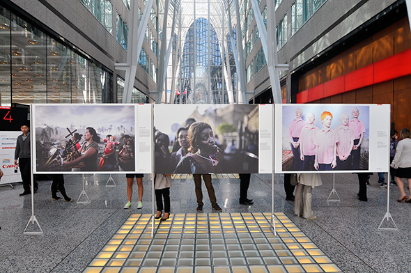 World Press Photo Toronto 2014
