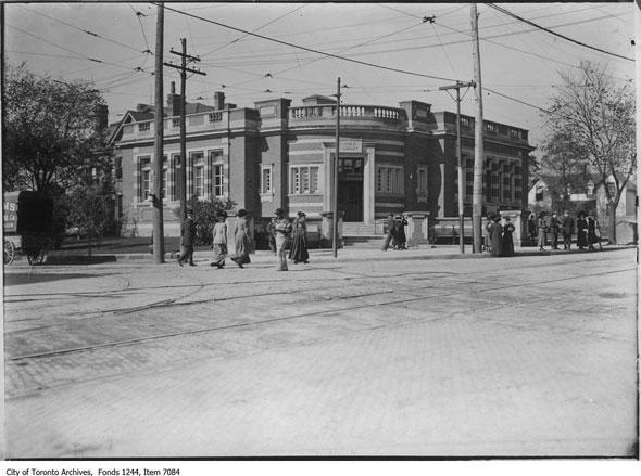 What Gerrard Street Used To Look Like In Toronto