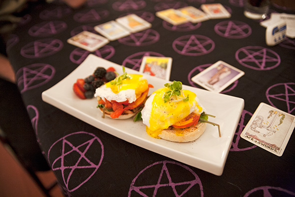 Psychic Brunch Toronto