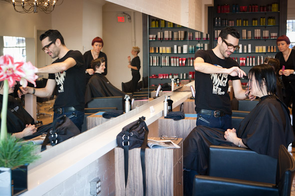 The top 20 hair salons in toronto by neighbourhood for 88 beauty salon vancouver