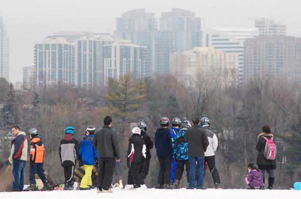 skiing earl bales