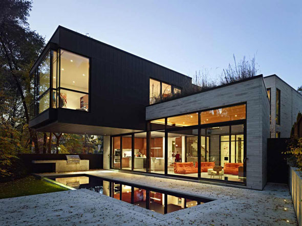Contemporary Homes Toronto
