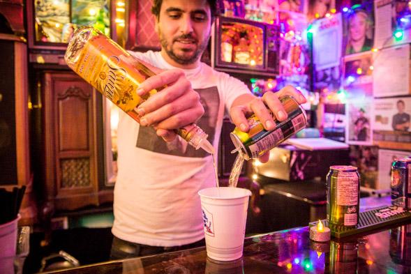Bill Hicks Bar Toronto