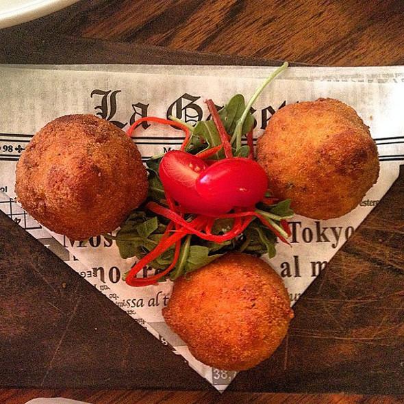 italian food toronto