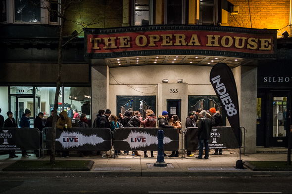 Opera House Toronto