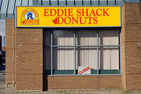 Eddie Shack donuts