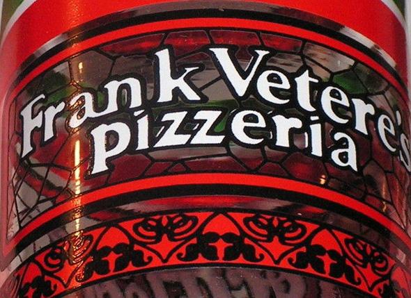 Frank Vetere Pizza