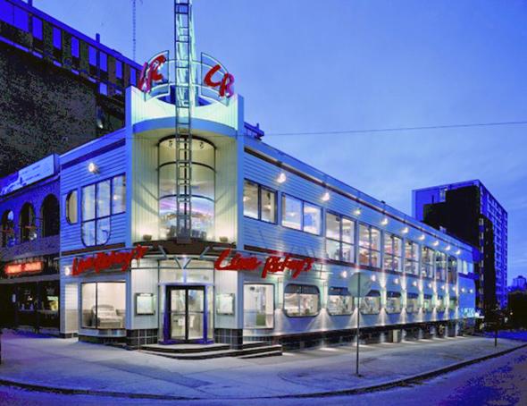 Restaurants Near Yonge And King Toronto