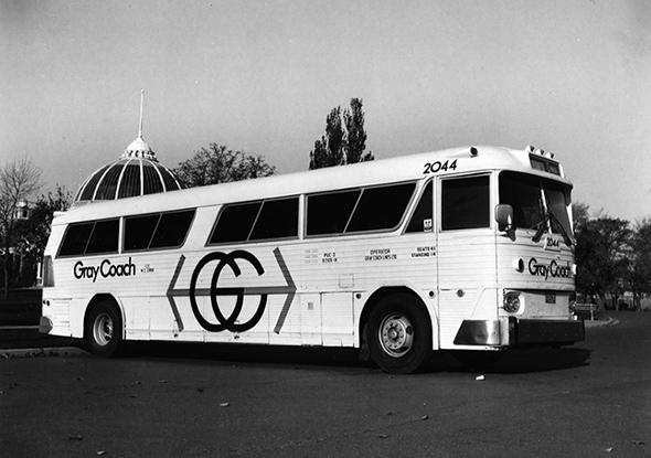 gray coach lines