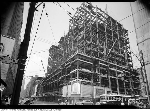 This Is What Toronto Looked Like In The 1940s
