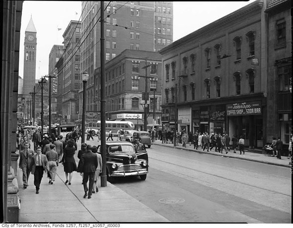 A 1940s Toronto Photo Extravaganza