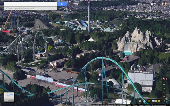 Toronto gets the 3D treatment on Google Maps