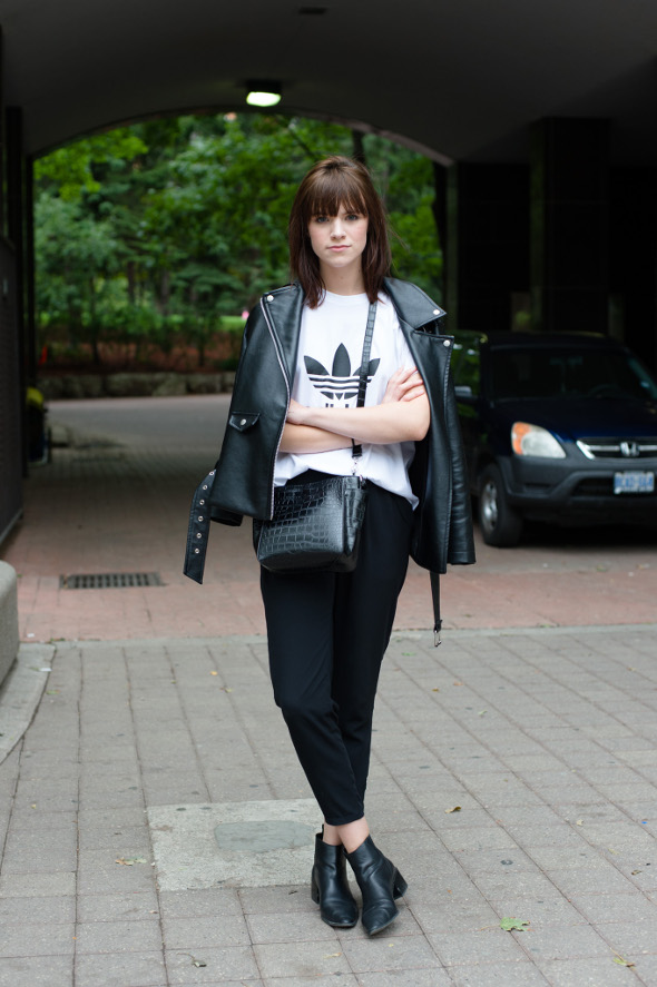 The Top 20 Street Style Looks In Toronto From 2014