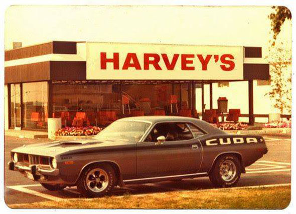 toronto harveys