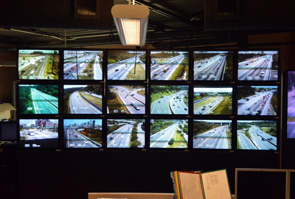 toronto traffic centre