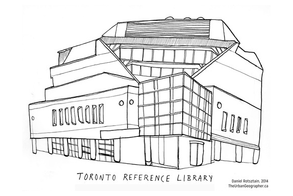 all the libraries toronto