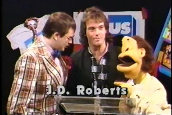 JD Roberts