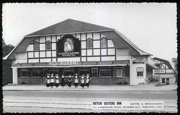 Dutch Sisters restaurant