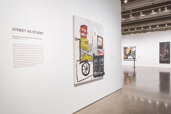 Basquiat AGO Toronto