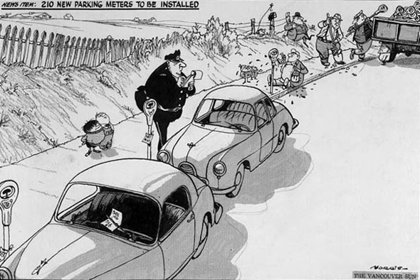 toronto pay parking