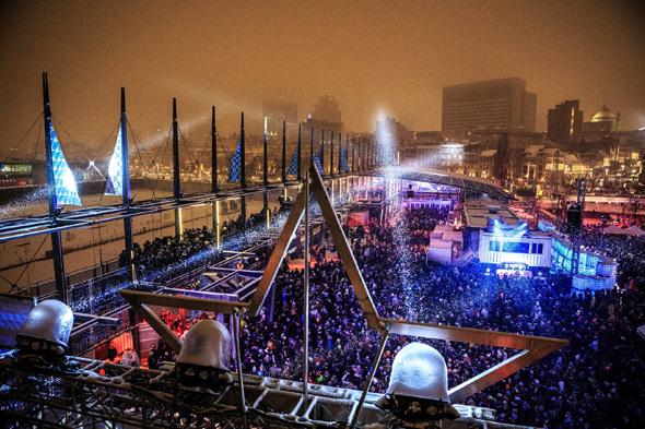 Igloofest Montreal