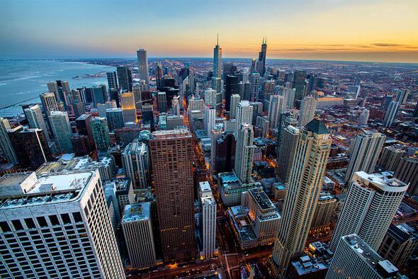 toronto chicago