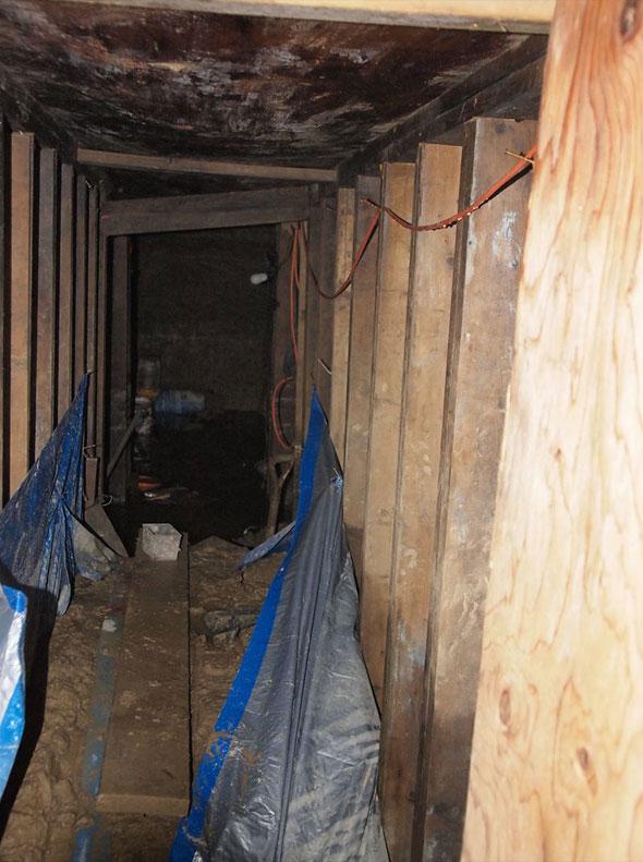 Toronto tunnel mystery gets even more bizarre