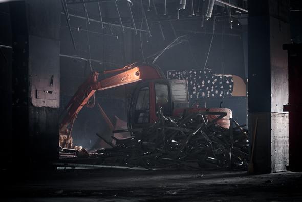 guvernment demolition