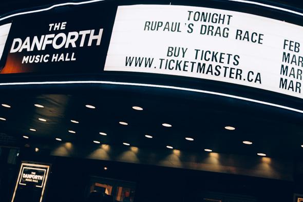 RuPaul Toronto