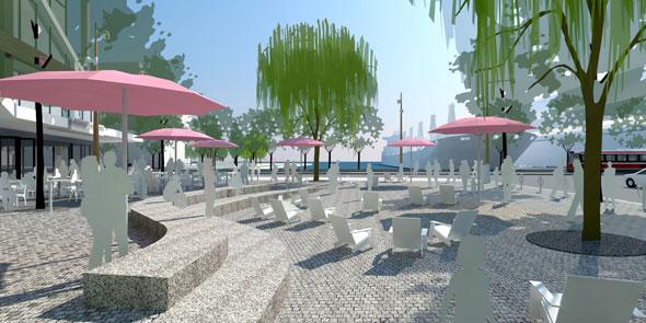 toronto daniels waterfront