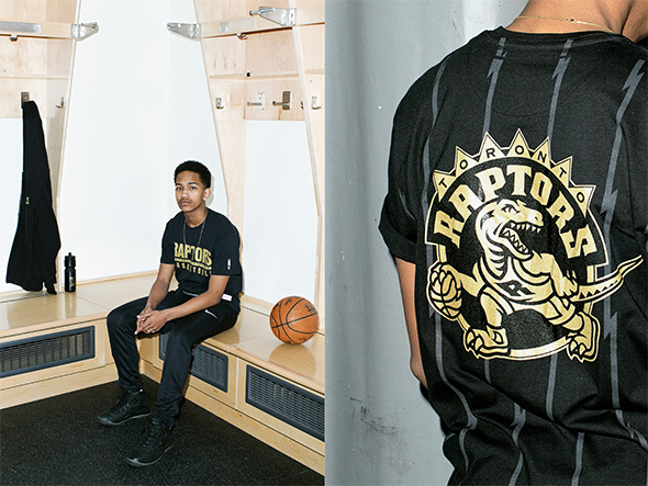 Drake Raptors clothing