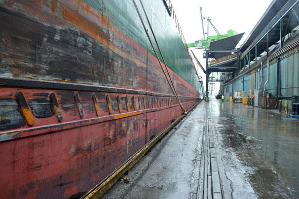 toronto sugar ship