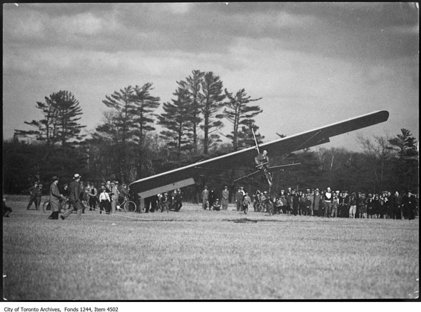 toronto leaside aerodrome