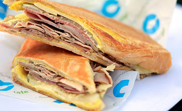 Tampa Bay cuban sandwich