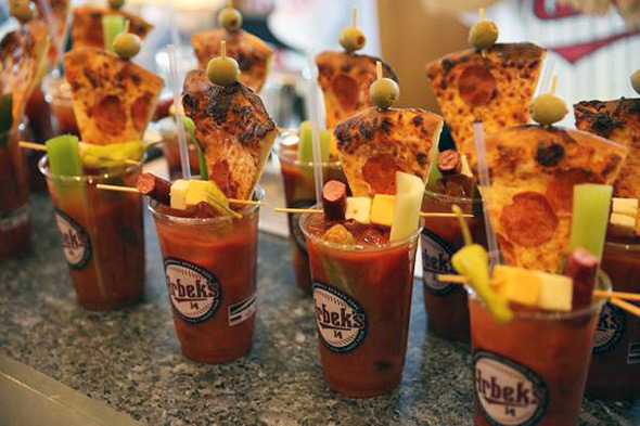 minnesota twins bloody mary