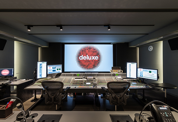 Deluxe offices toronto