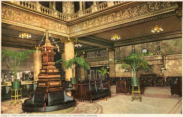 toronto king edward hotel