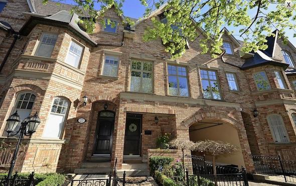 29 Webster Avenue Toronto