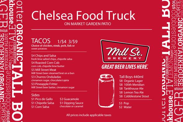 chelsea food truck
