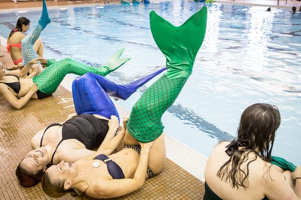 mermaid school toronto