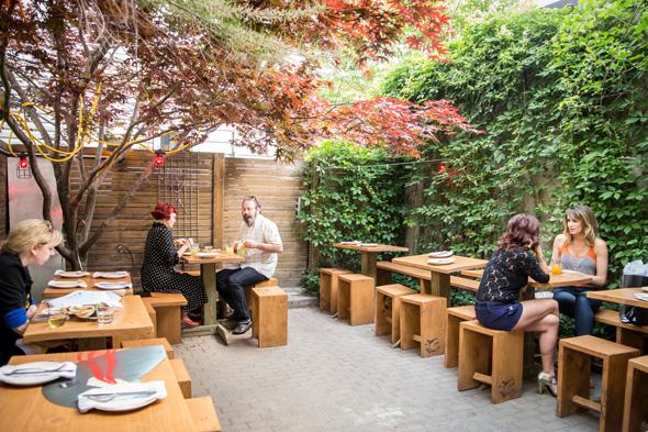 best toronto patios