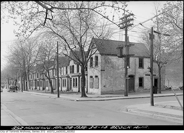 Brock Avenue Toronto